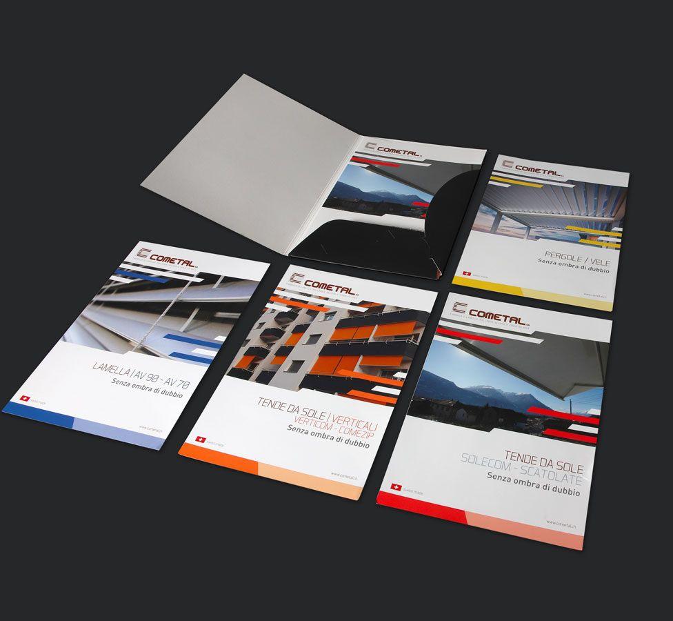Grafica e Stampa Coordinato Grafico
