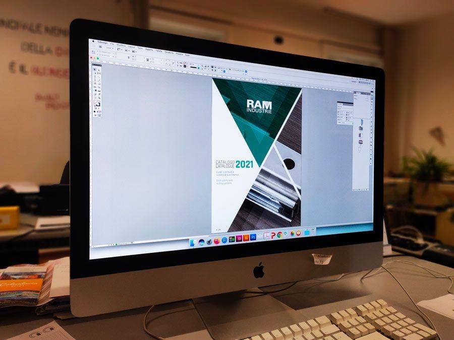 Restyling grafico catalogo tecnico