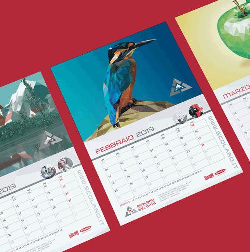 Grafica Busto Arsizio Calendari