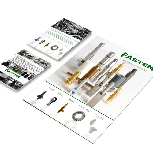 Grafica Gallarate Brochure