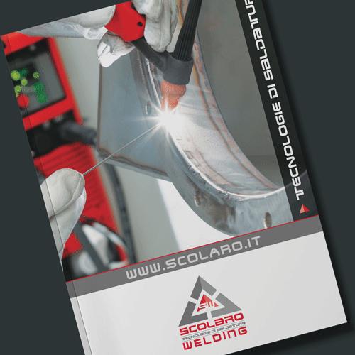 Stampa busto Arsizio Brochure