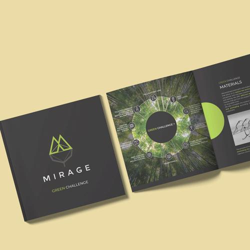 Stampa digitale Varese brochure